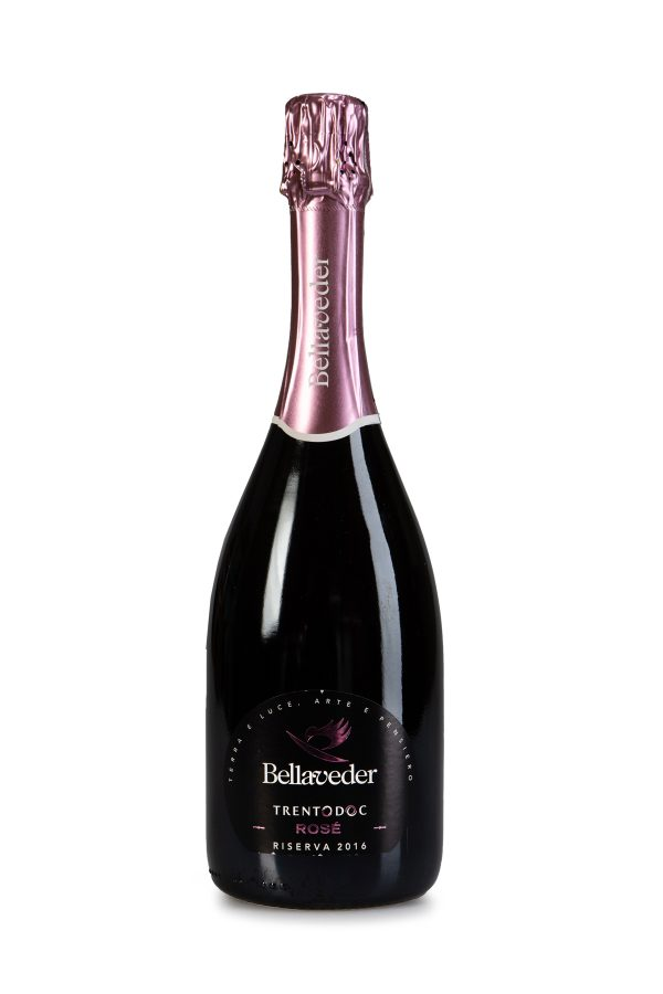 TrentoDoc Rosè Bellaveder