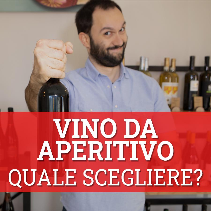 quale vino da aperitivo scegliere